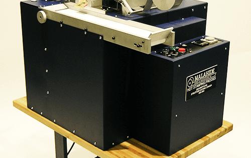 Thin Card Hot Stamping Machine – E4-PC