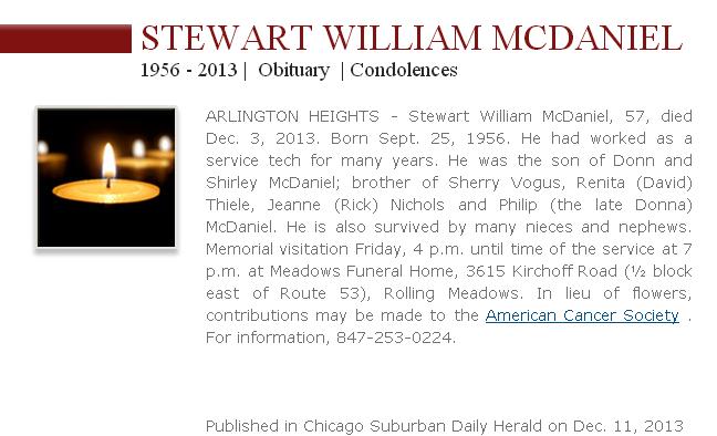 Stewart Mcdnaiel, Spartanics
