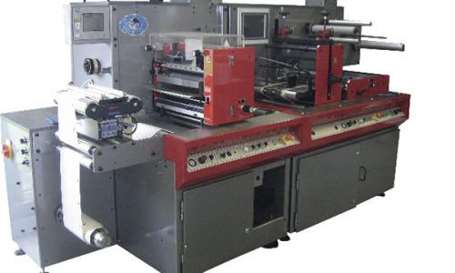 E-Cut Semi-Rotary Converting System
