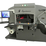 laser roll converting machine