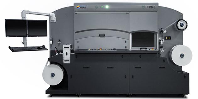 NW210 UV Inkjet Digital Printing System