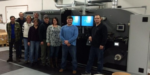 ImageTek Installs the Spartanics Semi-Rotary Laser Die Cutting System