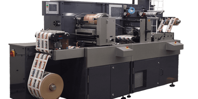 The Ultimate Semi-Rotary Laser Converting Solution has Arrived