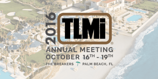 TLMI Annual Meeting – October 16 – 19, 2016