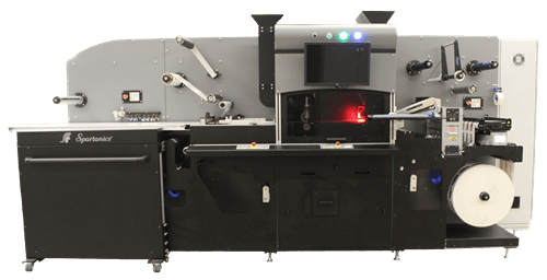 Roll-to-Part Laser Die Cutting Machine