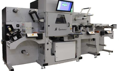 CS2000 Converting Machine
